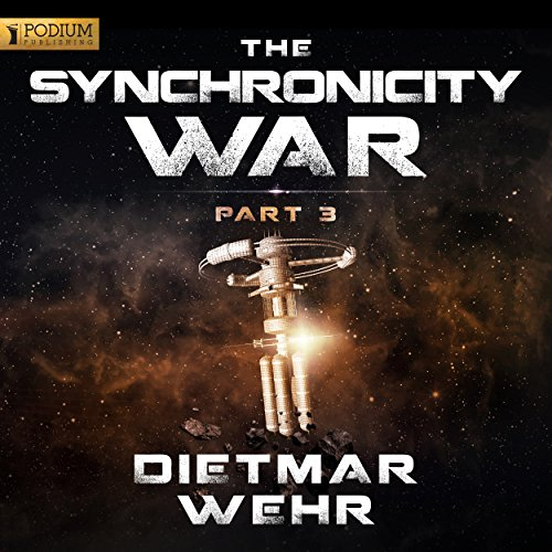 The Synchronicity War, Part 3 cover art