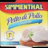 SIMMENTHAL GR133 POLLO AL NATURALE