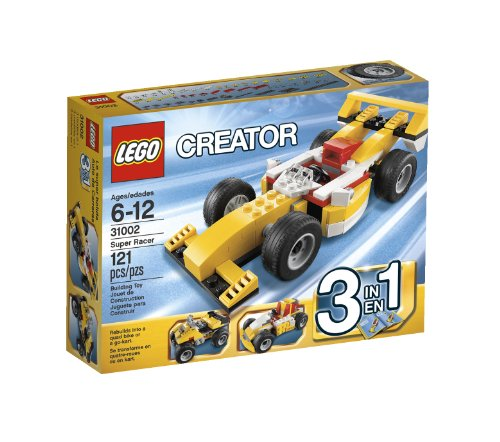 LEGO Creator Super Racer 31002 by