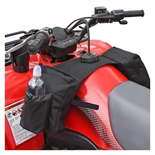 KXLB Kxlbhjxb ATV Motocicleta Bolsa de Tanques Impermeable Quad Bike Motorbike Oil Fuel Stain Bag con Titular Bolsa de Montar