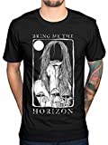 Bring Me The Horizon Shroom T-Shirt Black (Large)