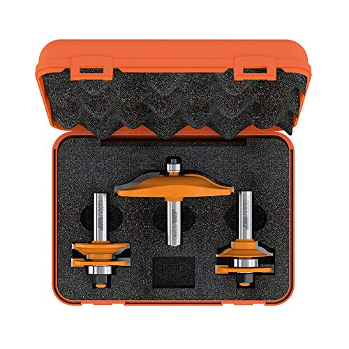 CMT Orange Tools 900,514,11 Coffret 3 pour cuisines fraises hm s 12 (perf. c2)