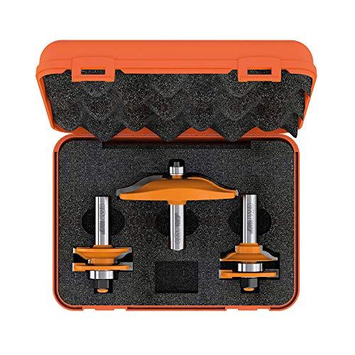 CMT Orange Tools 900,512,11 Coffret 3 pour cuisines fraises hm s 12 (perf. b2)