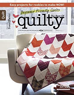 Beginner-Friendly Quilts by Mary Fons (7-Aug-2014) Paperback