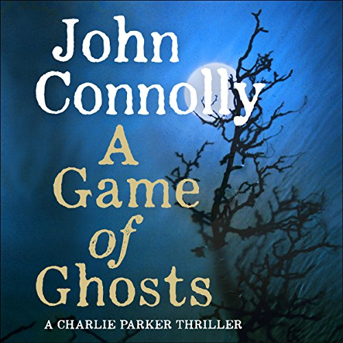A Game of Ghosts audiobook cover art