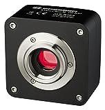 Bresser Mikroskop Kamera MikroCam II mit 12 MP Sony CMOS Chip und USB 3.0 für hohe Bildwiederholraten bei gleichzeitig hoher Auflösung