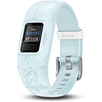 Garmin vivofit jr. 2 Disney Frozen 2 Elsa Activity Tracker with Additional Band
