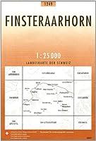 Finsteraarhorn (2013) (Landeskarte Der Schweiz S.)