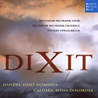 Handel / Caldara: Choral W by HENGELBROCK / BALTHASAR NEUMANN ENSEMBLE (2011-03-11)