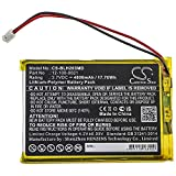 Replacement Battery for Biolight BLT-203,fit Part no 12-100-0021