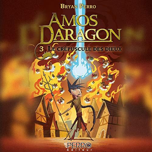 Page de couverture de Le Crépuscule des dieux