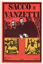 27 x 40 Sacco & Vanzetti Movie Poster