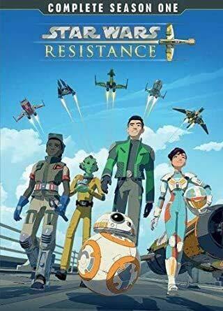 Star Wars Resistance: Season 1 (4 Dvd) [Edizione: Stati Uniti]