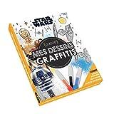 STAR WARS - Les Ateliers Disney - Coffret - Mes dessins graffitis