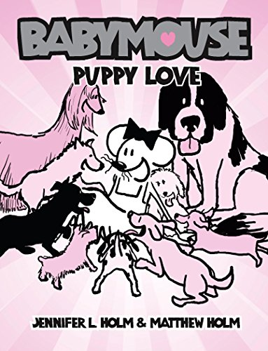 Babymouse #8: Puppy Love (English Edition)