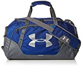 Under Armour Undeniable Duffle 3.0 Gym Bag , Royal (400)/Silver , Large