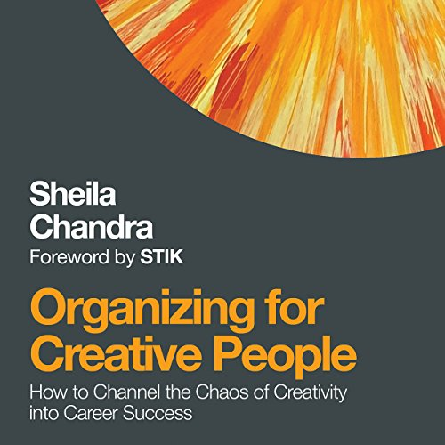 Organizing for Creative People cover art