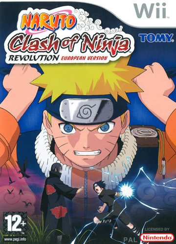Naruto Clash of Ninja 1 Revolution