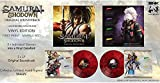 Samurai Shodown Original Soundtrack - Exclusive Limited Edition 180 Gram Red Marble Colored 2x Vinyl LP #/500