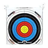 Morrell Lightweight Outdoor Portable Youth Kids Range NASP Field Point Archery Bag Target with 2 Sides and 4 Shooting Spots for 30 Pound Bows