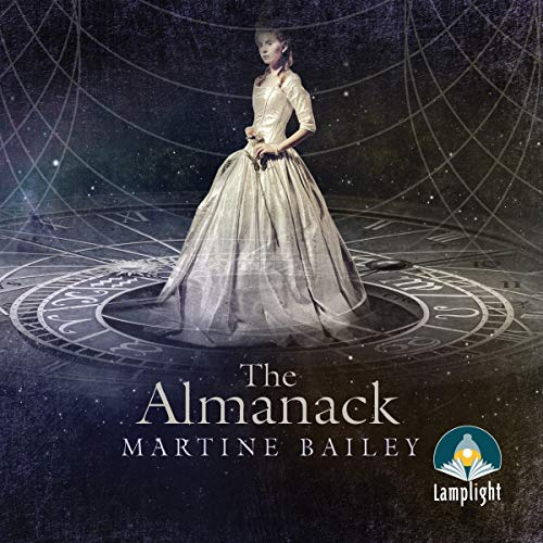 The Almanack audiobook cover art