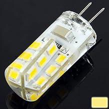 SGJFZD White 24 LED SMD 2835 Corn Light Bulb, G4 2.5W AC 220V (SKU : S-LED-2209WW)