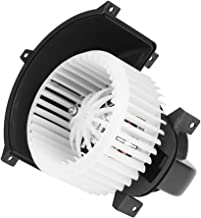 AC Heater Blower Motor Fan White with Cage - Fits Volkswagen Touareg 2004, 2005, 2006, 2007, 2008, 2009, 2010, Audi Q7 07-15 - Replaces 7L0 820 021 Q, TYC 700262, 7L0-820-021-Q, 4L1-820-021-B, 76994