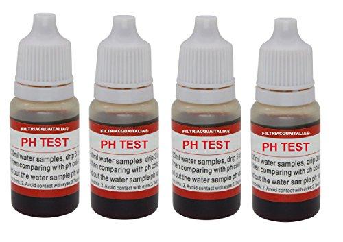 Filtres eau Italie Test PH Kit analyse TDS-3 PH Set 4 pièces