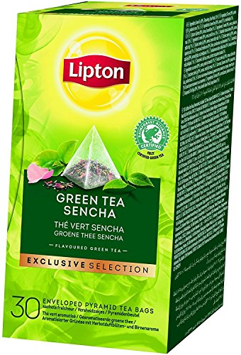 Lipton Tee Exclusive Selection Green Tea Sencha Grüntee 6 x 25 Beutel á 1,8g