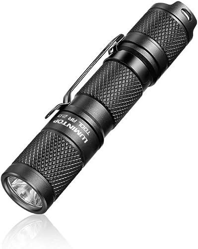 LUMINTOP TOOL AA 2.0 EDC Flashlight, Pocket-sized Keychain Flashlight, Super Bright 650 Lumens, 5 Modes with Mode Mem...
