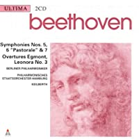 Symphonies 5-7 by Beethoven