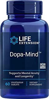 Life Extension Dopa-Mind 60 Vegetarian Tablets