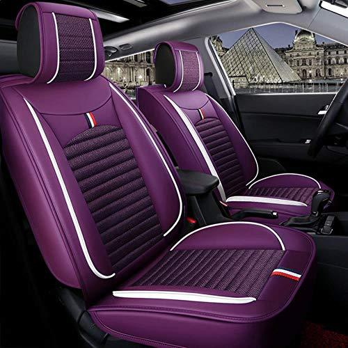 Youthus Fundas Coche Asientos Universales para Peugeot 206207 2008301307 308Sw 3008408 4008508 Rcz,
