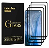 VGUARD [3 Pack] Compatible with Oppo Reno Screen Protector,