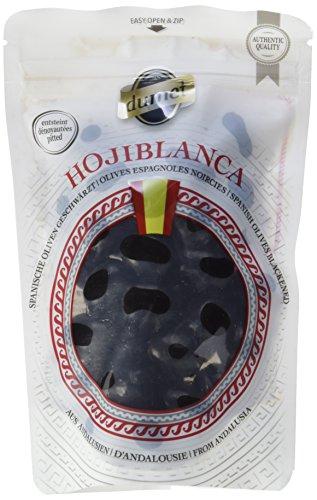 Hojiblanca Oliven schwarz entsteint, 10er Pack (10 x 150 g)
