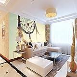 Art Print Fototapeten Traumfänger Vlies Wand Tapete Wohnzimmer Schlafzimmer Büro Flur Dekoration Wandbilder Moderne Wanddeko 400CMx280CM