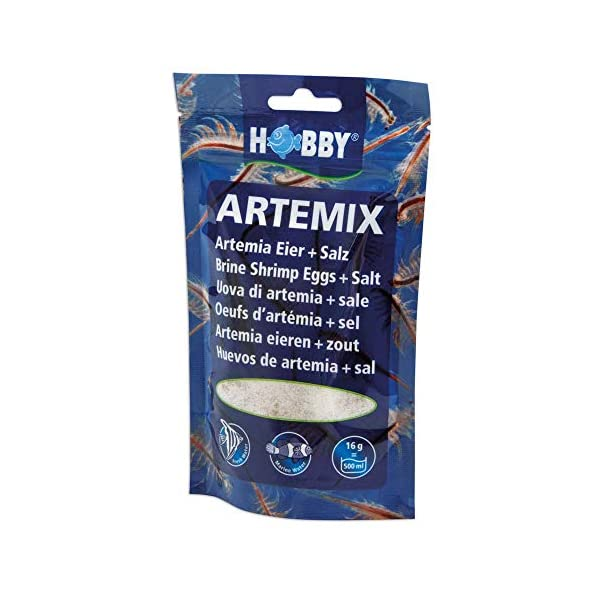 Hobby Artemix, Eier + Salz, 195 g