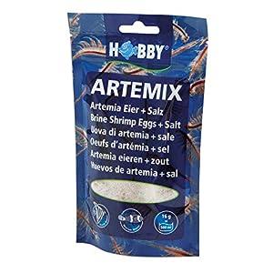 Hobby 21100Arte Mix, Huevos + Sal, 195g