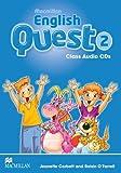 Macmillan English Quest Level 2 Class Audio CDx3