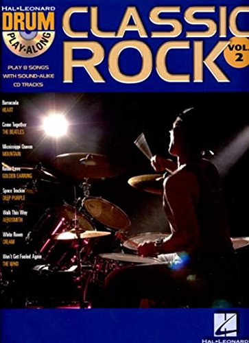Classic Rock: Hal Leonard Drum Play Along: 2