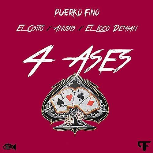 Puerko Fino feat. El Osito, ANUBIS & El Loco Demian