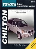 CH Toyota Rav4 1996-05 (Chilton's Total Car Care Repair Manual)