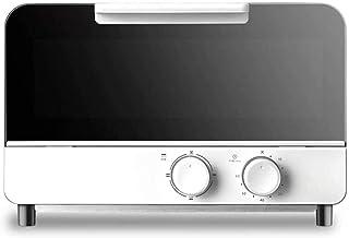 Horno eléctrico 12L hogar pequeño horno multifunción horno eléctrico automático mini ventilador pastel de frutas horno horno máquina