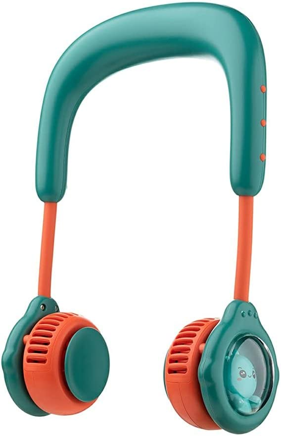 urjipstore WT-F43 Children's Neck Max 61% Credence OFF Fan Chil Outdoor Mini Portable