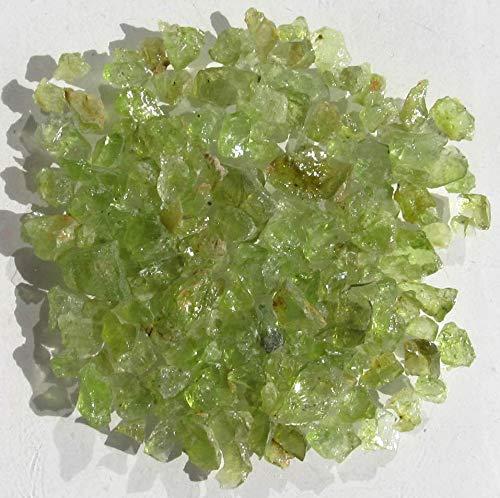 Edel-Depot Peridot, 100 Ct. feine, transparente Rohsteine (100 g.= 64,50 EUR)