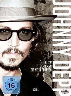 Johnny Depp - Dead Man / Blow / Die neun Pforten [3 DVDs]