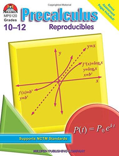 Precalculus Reproducibles