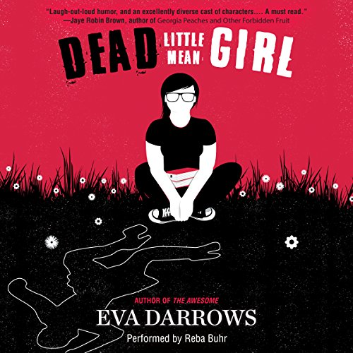 Dead Little Mean Girl audiobook cover art