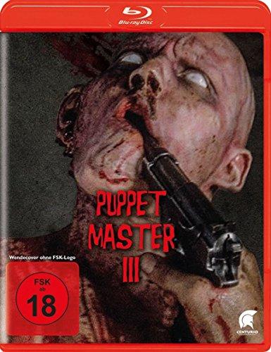 Puppet Master 3 - Toulon's Rache [Blu-ray]