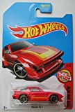 Hot Wheels Then and Now 4/10, RED Mazda RX-7 KMART Exclusive